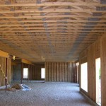 Wood Floor Trusses