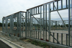 Cold-Formed Steel Wall Panels